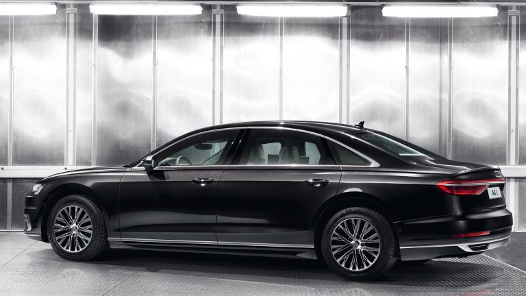 Audi. Абсолютная безопасность.